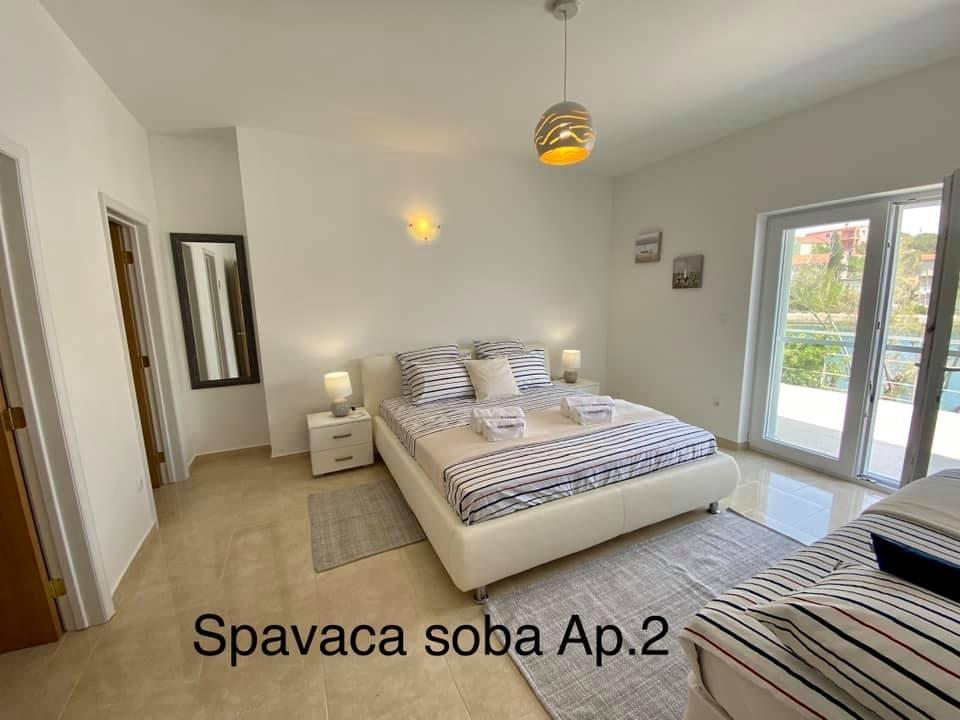 Appartement  n*2  pour 3+1 pers. au rdc