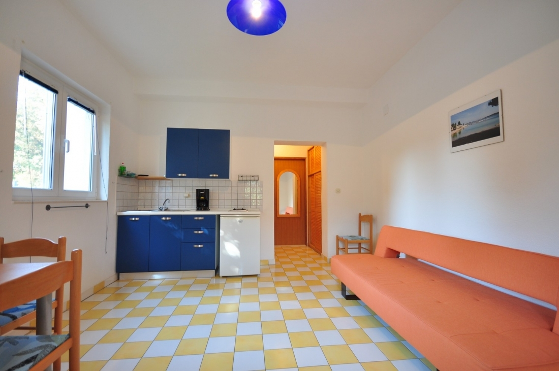 Appartement 3+2 pers. : Aba