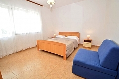 Apartment 4+1 pers. left