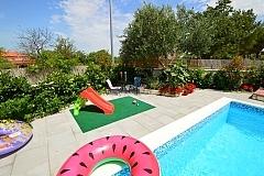 Slavica : villa avec piscine
