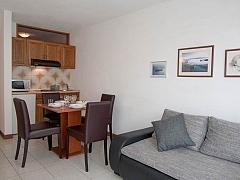 Appartement 2+2 pers. n*1 - vue jardin