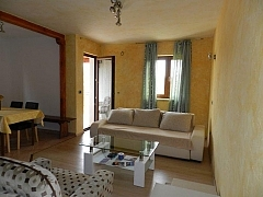 Appartement 4+2 pers.
