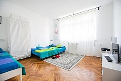 Appartement 2+2 pers.