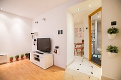 Appartement 2+1 pers.