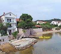 Daniel : villa pied dans l'eau