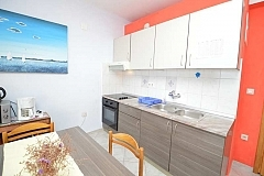 Appartement 2+2 pers. zapadni