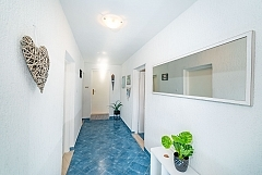 Appartement pour 4+2 pers. au rdc