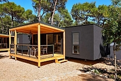 Mobilhomes 4+2 pers.