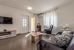 Appartement 4+2 pers. au rdc