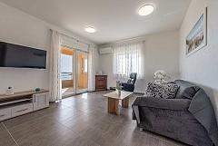Appartement 4+2 pers. au 1 er étage