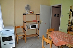 Appartement 4+1 pers.