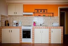Appartement  2+3 pers. en haut