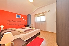 Appartement 2+2 pers. leptiric