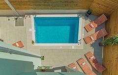 Nikcha : avec piscine