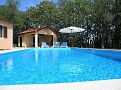 Frigola : villa piscine