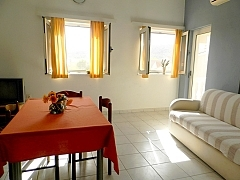 Appartement 4+2 pers. : 203 et 103
