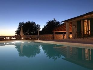 location Gordan : villa avec piscine