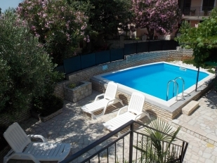location Alen : villa avec piscine