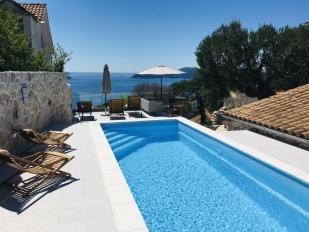 location Werner : 2 maisons avec 1 piscine à partager