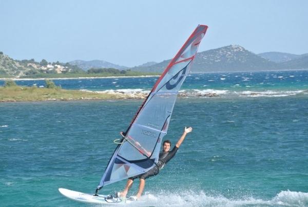 planche voile croatie sports et activit s en croatie